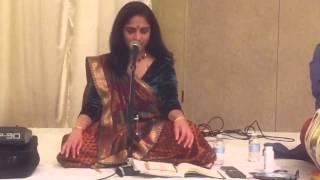 """Kirtan by Brahmanand Swami...""""Jivu chhu rasila"""""""
