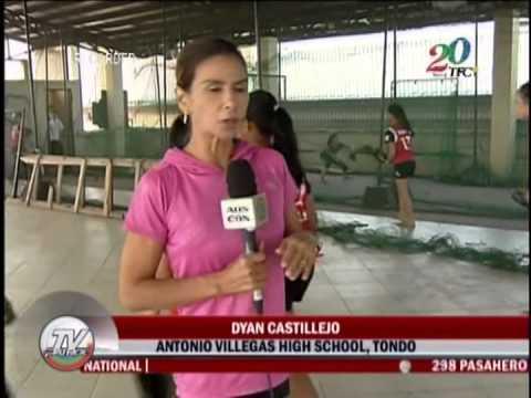 Tondo, Manila Girls Softball (Smokey Mountain)