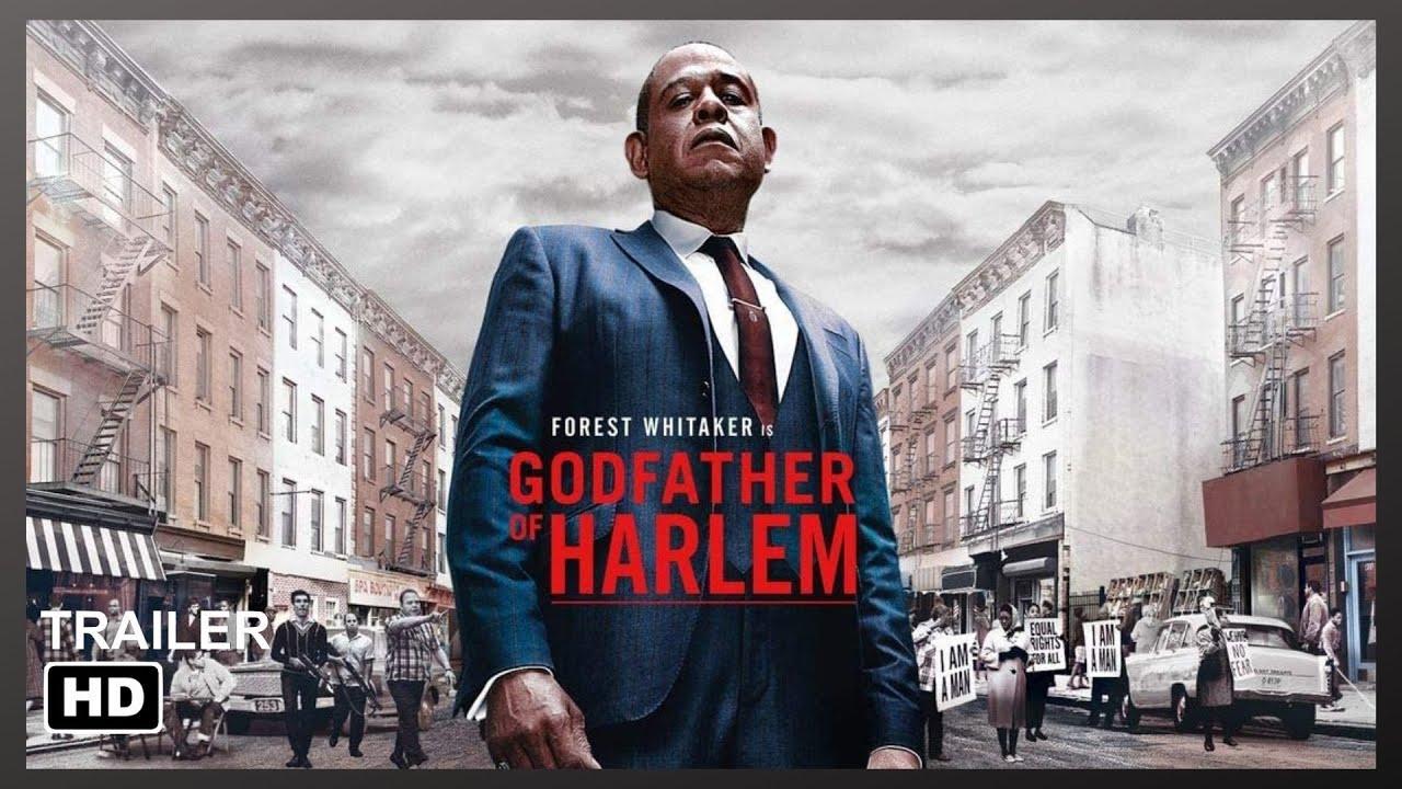 GODFATHER OF HARLEM/EPIXS TRAILER