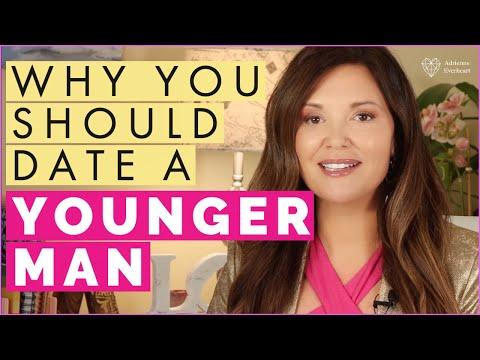 Why Younger Men Desire Older Women | Adrienne Everheart