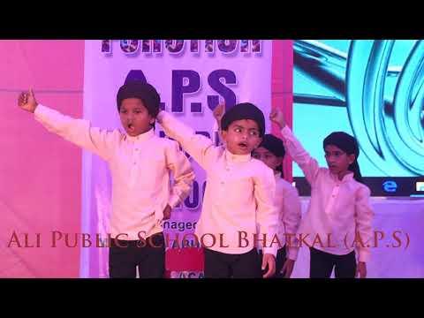 Naraa - E -Takbeer -Ali Public School, Bhatkal Annual Gathering 2018
