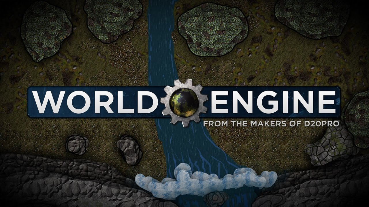 World Engine RPG Map Maker - Introduction