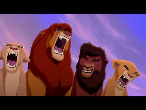 The Lion King 3: Hakuna Matata (2004) Best Scene Part 1140