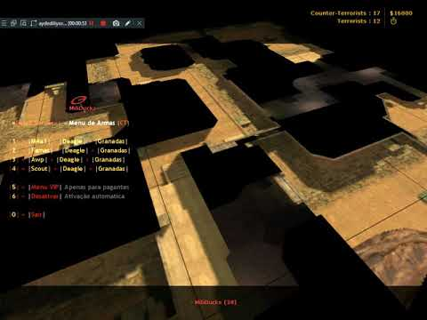 DDOS ATTACK CS 1.6 SERVER 1 Gbit Power | BY RAT THEROSKİ | BY ZAGOR | RACON ATTACK TEAM |
