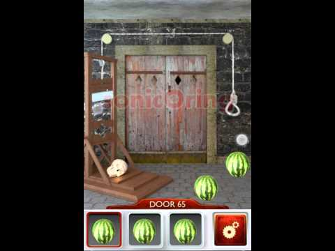 100 Doors 2 Level 65 Walkthrough Cheats