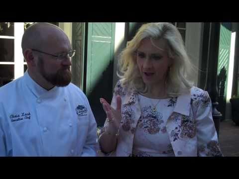 Café Adelaide, Chef Chris Lusk  -- Sophie Gayot Of GAYOT.com