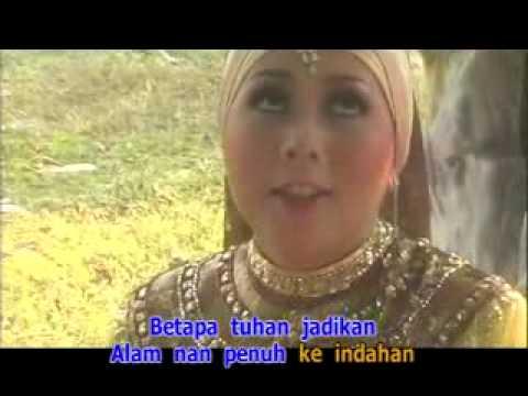 kiki amalia - Berjanjilah (Qasidah Hits Vol 1) karya Hj. Nur Asiah Jamil.flv