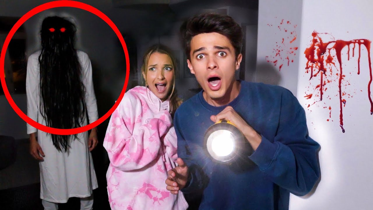 Download SO WE THINK OUR NEW HOUSE IS HAUNTED (VIDEO PROOF)