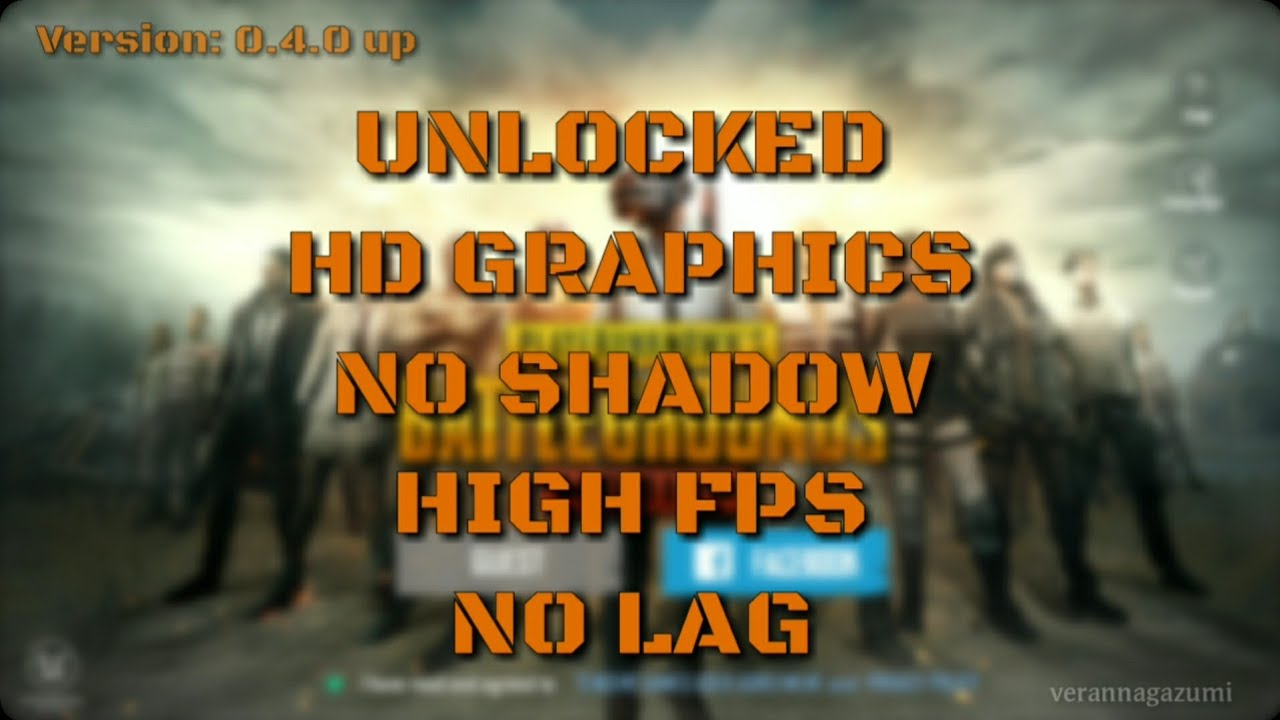 Pubg Hd Graphics Supported Mobile: HD GRAPHICS CONFIG/ HIGH FPS/ NO SHADOW 100