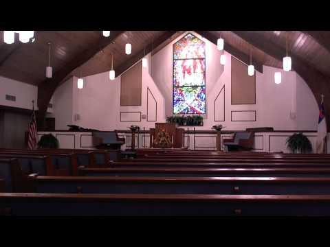 Dogwood Hill Baptist Church Interior