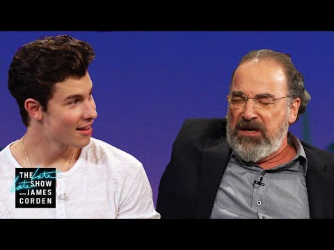 Mandy Patinkin Sings 'Stitches' in Yiddish LateLateShawn