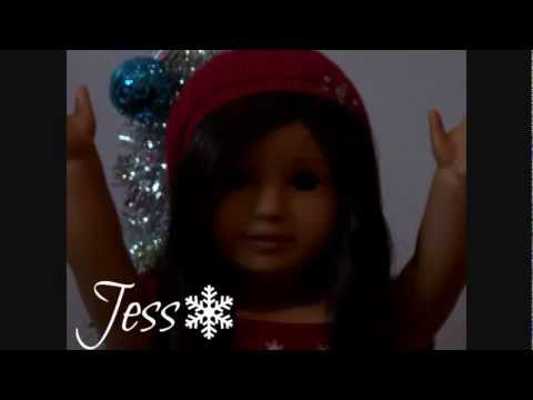 American Girl Christmas Intro