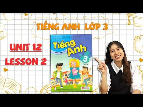 Học tiếng Anh lớp 3 - HỌC KÌ 2 - Unit 12. This is my house - Lesson 2 - THAKI