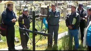 Mineros de Chavín de Huántar piden reconocimiento y ayuda