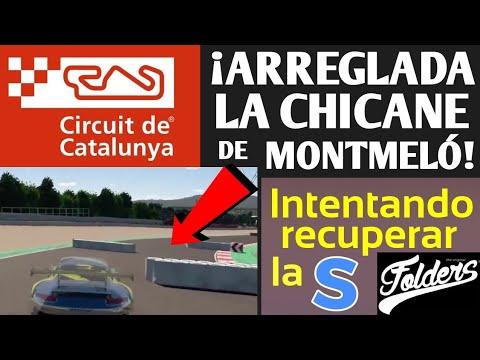 Gran Turismo Sport - ¡ Arreglada la CHICANE de Montmeló ! (en parte) | Carrera B - a recuperar la S thumbnail