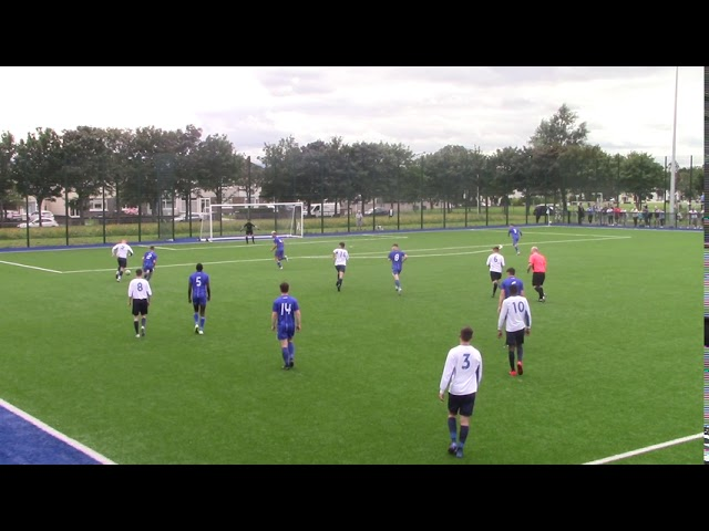 Kilbarrack Utd vs Freebooters FC - LFA U19s Cup Quarter Final 2020