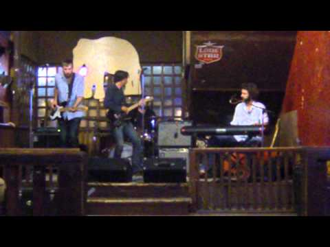 Live music in White Elephant Saloon Fort Worth TX-2014