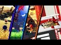 Sonic Forces - All Stages Gameplay So Far