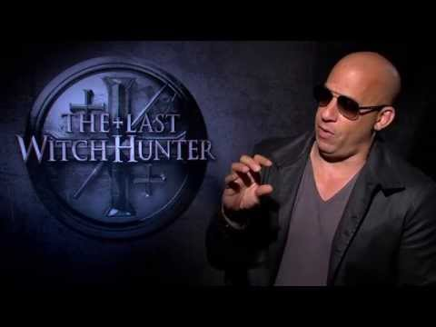 The Last Witch Hunter Interview: Vin Diesel