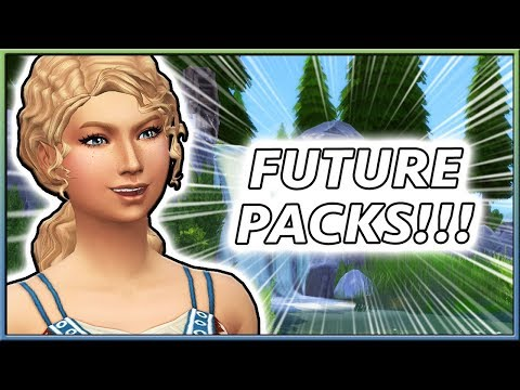 WHAT'S COMING TO THE SIMS 4! (2020 Roadmap)