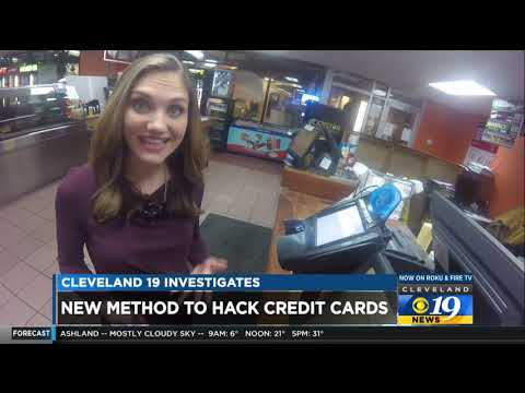 'Shimming' Is The New Credit Card Skimming Scam