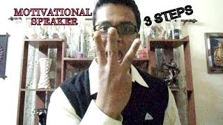 How to Become a Motivational Speaker in India | Bishal Sarkar Public Speaking Expert