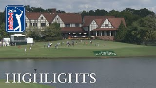 Highlights | Round 2 | TOUR Championship 2018