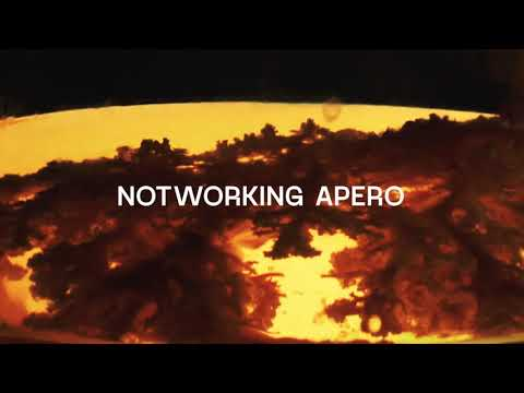 NOTworking apero - teaser