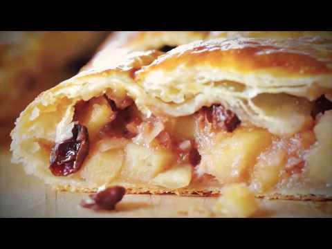 яблочный штрудель рецепт быстро-хв1
