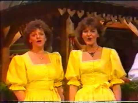 Kitzbüheler Dirndln und Hahnenkamm-Trio (1987)