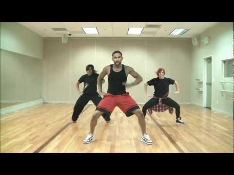 Lil Jon - Outta Your Mind ft. LMFAO- Choreography by Brooklyn Jai