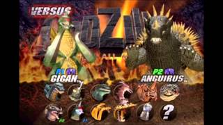 We Feel Like Playing Godzilla: Destroy All Monsters Melee (GCN)