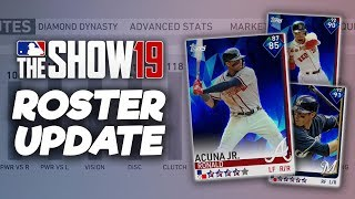 [14.68 MB] ACUNA to DIAMOND! June 14th Roster Update! MLB The Show 19 Diamond Dynasty