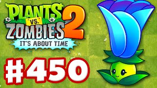 Plants vs. Zombies 2: It's About Time - Gameplay Walkthrough Part 450 - Moonflower! (iOS)