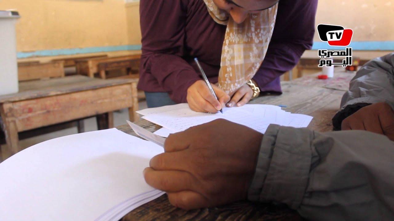 المصري اليوم: الانتخابات البرلمانية| إقبال ضعيف في الساعات الأولي بلجنة للسيدات بجولة الإعادة في المطرية