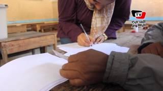 الانتخابات البرلمانية| إقبال ضعيف في الساعات الأولي بلجنة للسيدات بجولة الإعادة في المطرية