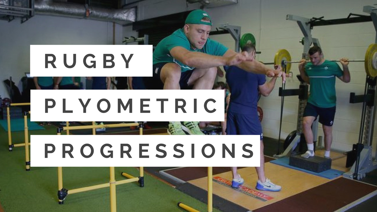 Plyometrics - The most under-utilised technique in rugby