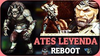✘ Nuevo Personaje ✦ ATES LEYENDA REBOOT ✦ Wolfteam Latino (Sin Edición) REVIEW