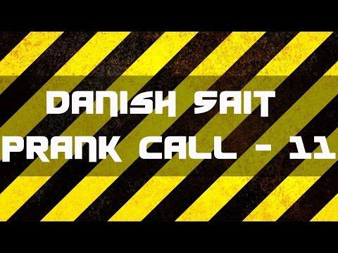 Vegetarian served Non-veg - Danish Sait Prank Call 11