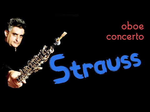 Oboe Concerto. Richard Strauss
