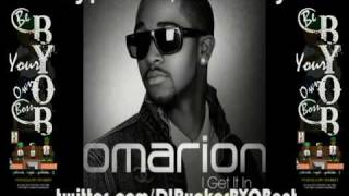 Omarion-Wet Chopped and Screwed By DJ Rucker