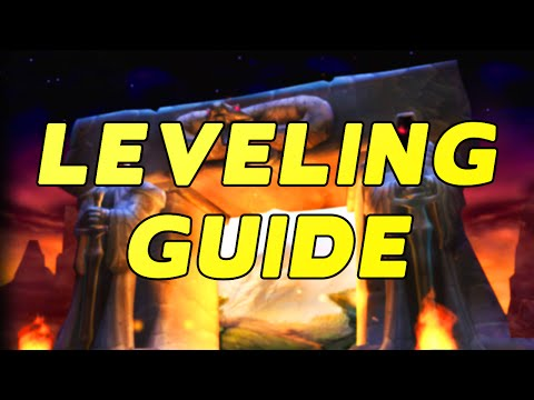 Fast Leveling Guide for Vanilla World of Warcraft