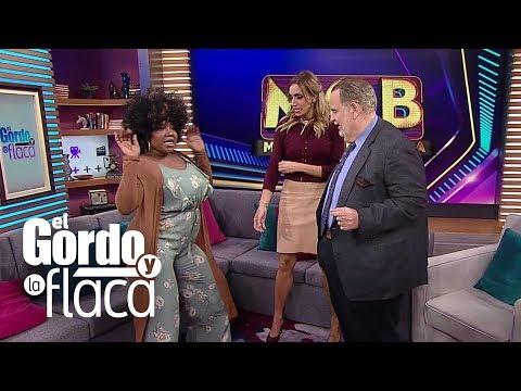 GyF | Chikybombom puso a bailar a Raúl y a Lili