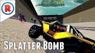 Halo 2 Anniversary Forge Maps: Splatter Bomb