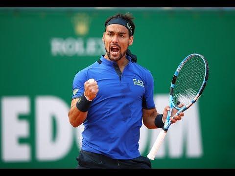 Fabio Fognini Breathtaking Shots In Huge Win Vs Nadal! | Monte-Carlo 2019 Semi-Final