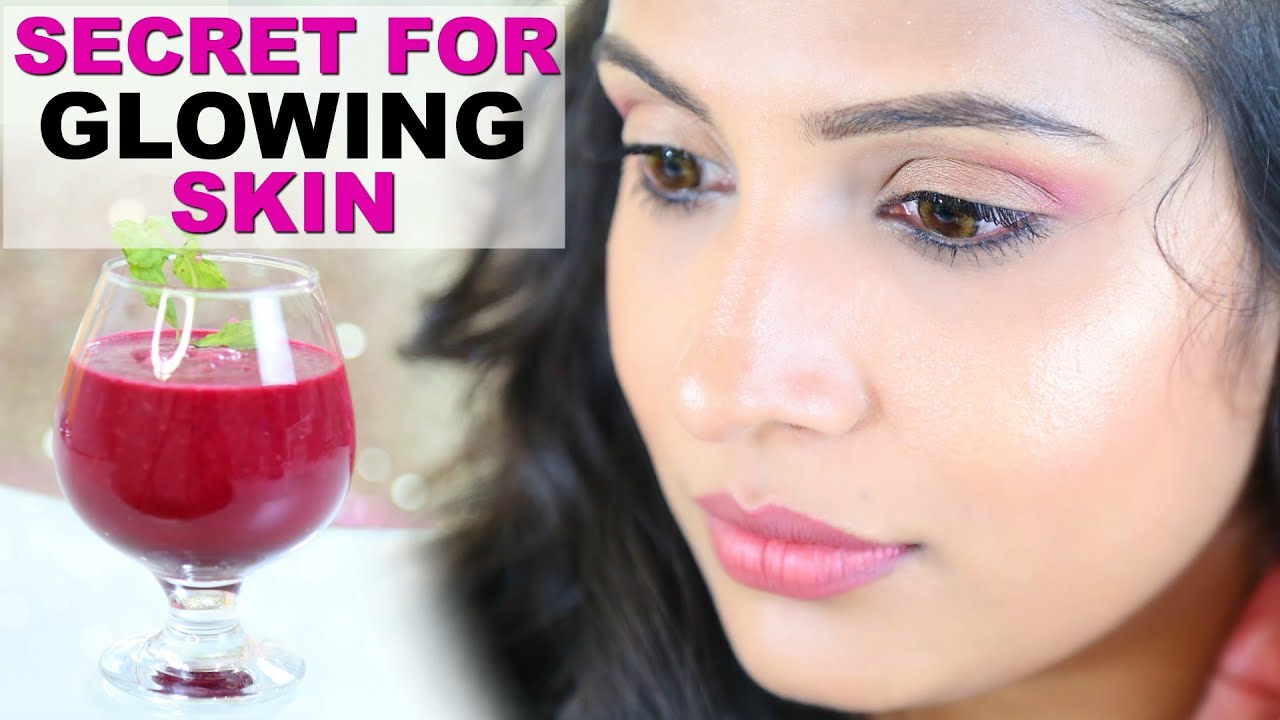 Secrets Of Glowing Skin  Skincare Tips - Magic Drink  ShrutiArjunAnand