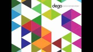 Dego - We Are Virgo feat. Kaidi Tatham