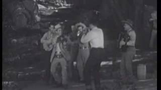 "Spade Cooley performs a medley of fiddle tunes in ""The Silver Bandit"" (1950)"