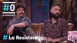 LA RESISTENCIA - Entrevista a Desakato   #LaResistencia 28.05.2019