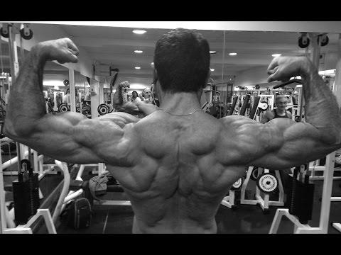 Musculation: séance prise de masse pour le dos